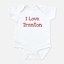 I love Trenton Onesie