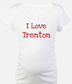 I love Trenton Shirt