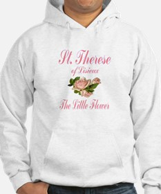 St.Therese - The Little FlowerHoodie