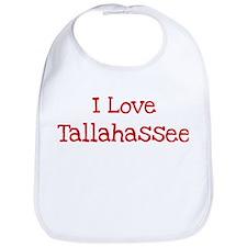 I love Tallahassee Bib