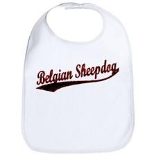 Belgian Sheepdog Varsity Bib