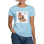 My Yorkies Women's Light T-Shirt