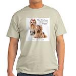 My Yorkies Light T-Shirt