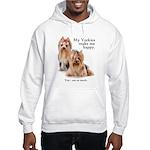 My Yorkies Hooded Sweatshirt