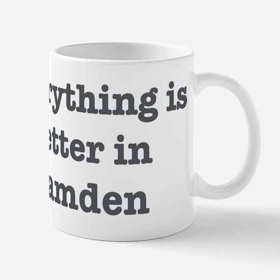 Better in Camden Mug