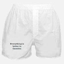 Better in Camden Boxer Shorts