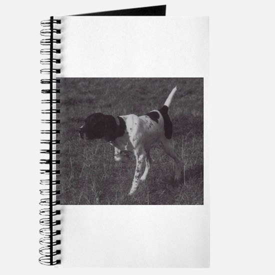 Cute Pets german shorthaired pointer Journal