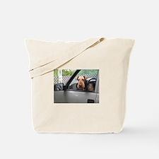 Unique Airedale Tote Bag