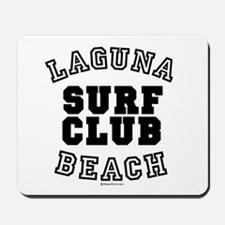 Laguna Beach Surf Club ~  Mousepad