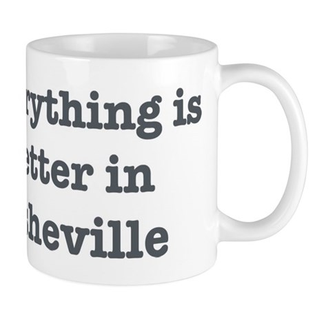 Better in Asheville Mug