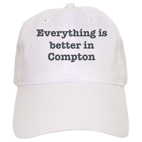Better in Compton Cap