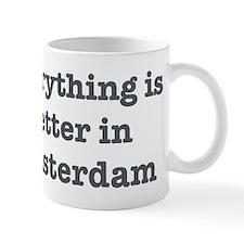 Better in Amsterdam Mug