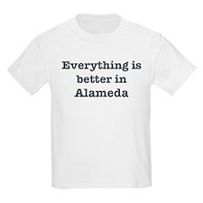Better in Alameda T-Shirt