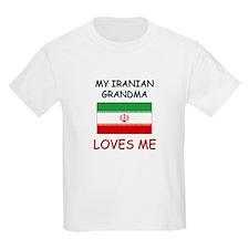 My Iranian Grandma Loves Me T-Shirt