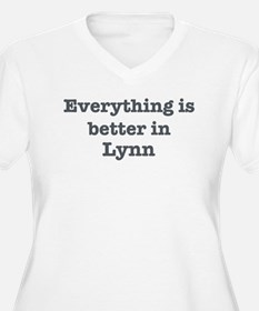 Better in Lynn T-Shirt
