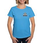 Robot Overlords Women's Dark T-Shirt