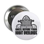 "Robot Overlords 2.25"" Button (10 pack)"
