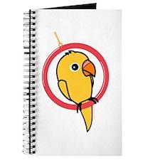 Yellow Parakeet Journal