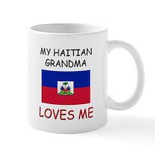 My Haitian Grandma Loves Me Mug