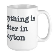 Better in Layton Mug