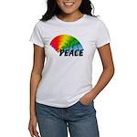 Rainbow Peace Women's T-Shirt