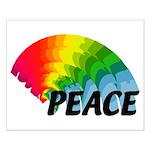 Rainbow Peace Small Poster