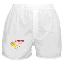 Sputnik: First! Boxer Shorts