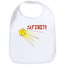 Sputnik: First! Bib