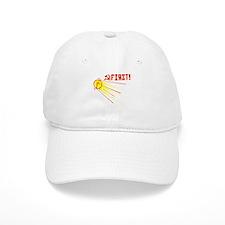 Sputnik: First! Baseball Cap