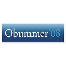 Obummer '08 bumper sticker