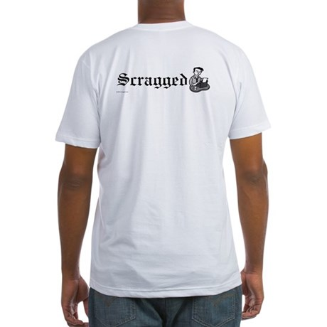 Scragged Fitted T-Shirt