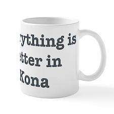 Better in Kona Mug