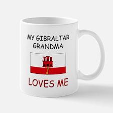My Gibraltar Grandma Loves Me Mug