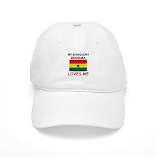My Ghanaian Grandma Loves Me Baseball Cap