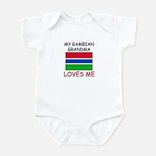 My Gambian Grandma Loves Me Onesie