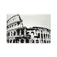 Coliseum Rectangle Magnet (100 pack)
