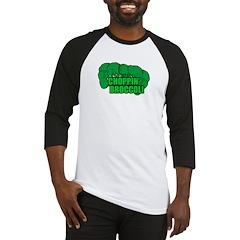 Choppin' Broccoli Baseball Jersey