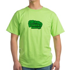 Choppin' Broccoli T-Shirt