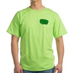 Choppin' Broccoli Green T-Shirt