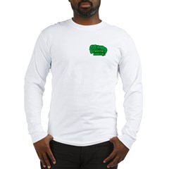 Choppin' Broccoli Long Sleeve T-Shirt