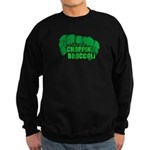 Choppin' Broccoli Sweatshirt (dark)