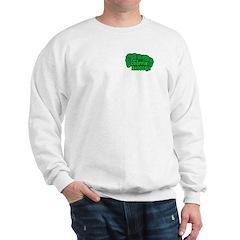 Choppin' Broccoli Sweatshirt