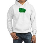 Choppin' Broccoli Hooded Sweatshirt