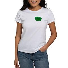 Choppin' Broccoli Women's T-Shirt