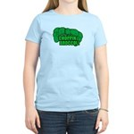 Choppin' Broccoli Women's Light T-Shirt