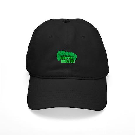 Choppin' Broccoli Black Cap