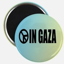 Peace in Gaza Magnet