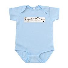 Tight Lines Fishing Infant Bodysuit