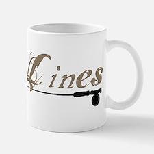 Tight Lines Fishing Mug
