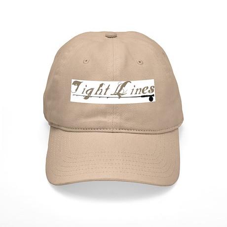 Tight Lines Fishing Cap